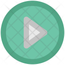 Play Button Film Icon