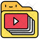 Play Youtube Video Icon