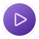 Play Play Button Music Icon