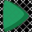 Arrow Play Music Icon