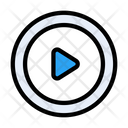 Video Play Player Icon