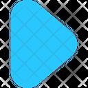 Play Arrow Right Icon