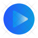 Play Music Button Icon