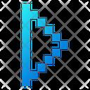 Play Arrow Game Icon