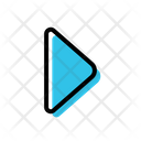 Play Arrow Button Icon