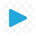 Music Player Video Icon