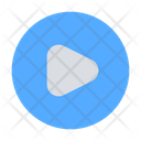 Play Music Video Icon