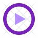 Play Player Button Icon