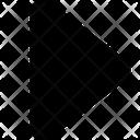 Play Game Arrow Icon