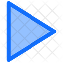 Media Player Sign Next Icon
