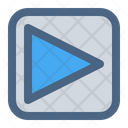 Play Start Player Icon