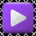 Play Ui Button Icon