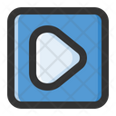 Play Media Player Icon