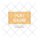 Play Game Start Icon