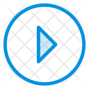 Play Run Video Icon