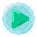 Play Player Play Button Icon