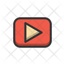 Play Button Media Icon