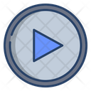 Play Play Button Multimedia Icon