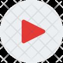 Video Play Symbol Icon