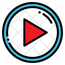 Play Video Song Icon