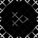 Pointer Right Arrow Icon