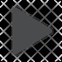 Maltimedia Video Play Symbol Maultimedia Play Symbol Icon