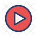 Play Star Video Icon