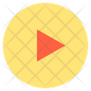 Play Play Button Media Player Icon