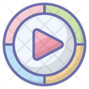 Media Play Play Button Media Player Icon