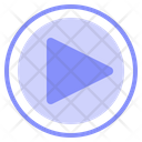 Play Media Video Icon