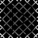 Play Arrow Media Icon