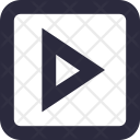 Play Button Audio Icon