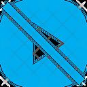 Play Button Square No Icon