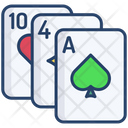 Play Card Icon