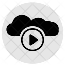 Play Cloud Icon