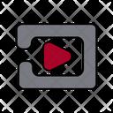 Play Forward Arrow Icon