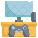 Game Gaming Console Icon