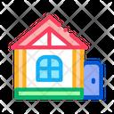 Play House Children Icon