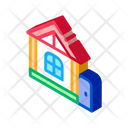 Play House Children Icon
