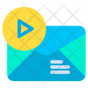 Play Mail Icon