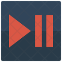 Play Pause Button Music Button Icon