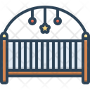 Play Pen Rocking Cradle Icon