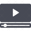 Play Video Platform Icon