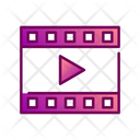 Play Video Play Button Button Icon