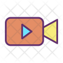 Play Videom Play Video Video Icon