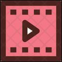 Play Video Video Film Icon