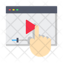 Play Play Video Campaign Icon