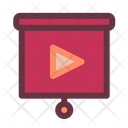 Play Video Video Multimedia Icon