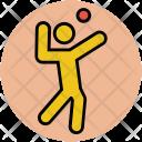 Player Sportsperson Sportsman Icon