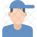 Player Sports Boy Boy Icon